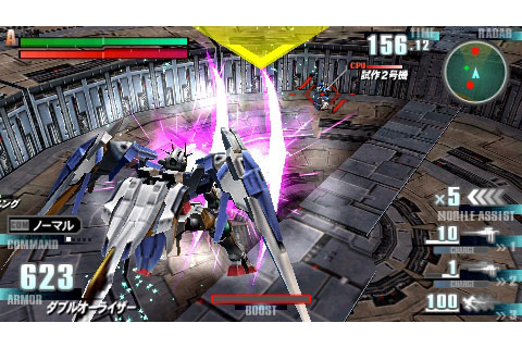 [PSP] Gundam Vs. Gundam Next Plus [PATCH ENGLISH] | Hello Desu