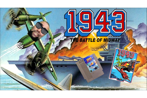 1943 THE BATTLE OF MIDWAY #NES #CLÁSSICOS INSANOS - YouTube