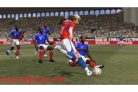 Pro Evolution Soccer 6 Free Download - Ocean Of Games