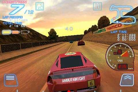 Ridge Racer Accelerated | Articles | Pocket Gamer