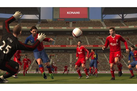 Download Game Pro Evolution Soccer 2009 RIP ~ Rifaiy Share