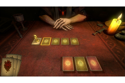 Kickstarter: Hand of Fate, the Card Game Video Game ...