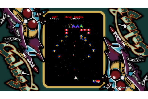 Arcade Game Series: Galaga review — a classic soars on ...