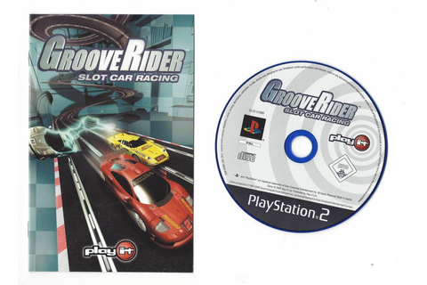 Grooverider Slot Car Racing for Playstation 2 PS2 ...