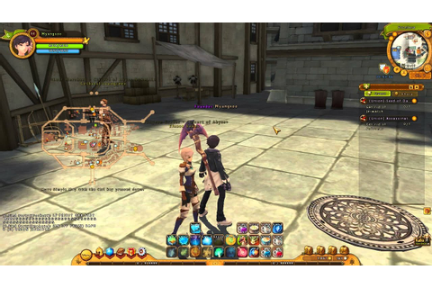 Ragnarok Online 2: LOTS - End of Game Content - YouTube