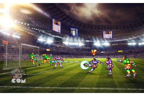 Soccer Brawl – How Games Used To Look