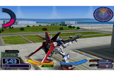 Mobile Suit Gundam Seed Destiny Rengou VS Zaft 2 Plus ...