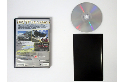 DT Racer game for Playstation 2 (Complete) | The Game Guy