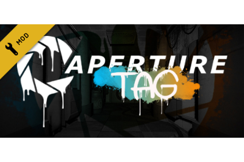 Aperture Tag: The Paint Gun Testing Initiative on Steam