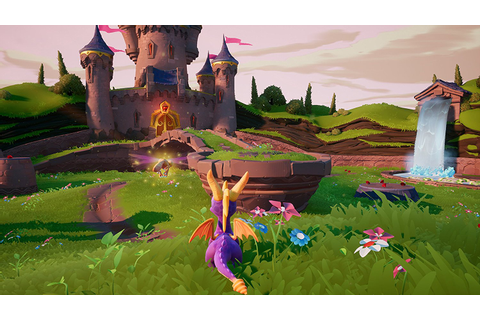 Spyro Reignited Trilogy Amazon leak confirms included ...
