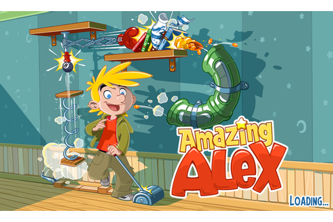 Amazing Alex (WP) Walkthrough - Page 1