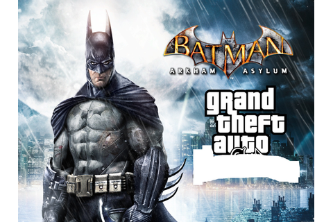 GTA Batman Fully Full Version PC Game Download - The games ...