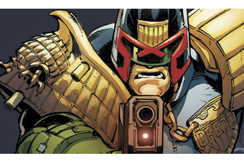 Judge Dredd video game RELEASE - Rebellion drops huge 2000 ...
