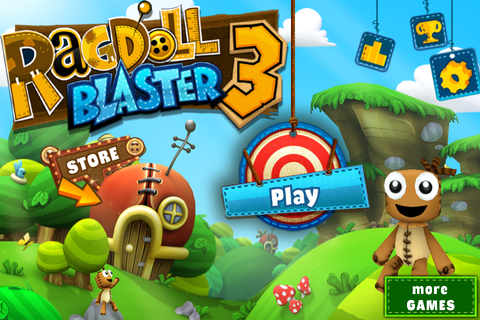 Ragdoll Blaster 3 | game ui | Pinterest | Game ui, Gaming ...