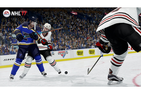 NHL 17 - Gameplay Series: Control the Ice - Find Your ...
