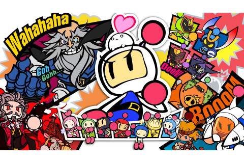Super Bomberman R is coming to Xbox One with platform ...