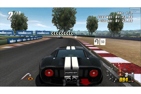 TOCA Race Driver 2 - Widescreen Tutorial - YouTube