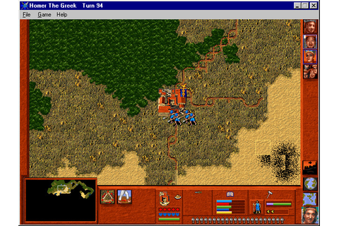 The Rise and Rule of Ancient Empires (1996 - Windows/Windows 3.x ...