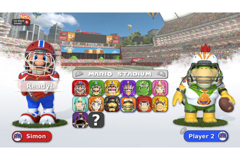 These Super Mario Football fan mock-ups are a perfect ...