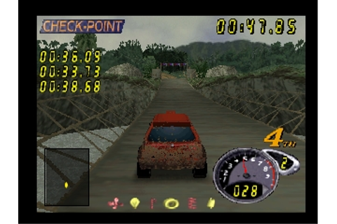 Top Gear Rally 2 (Japan) ROM