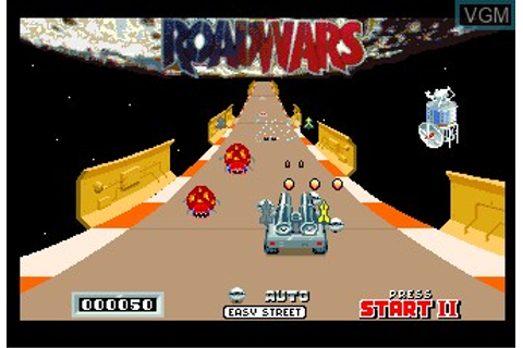 RoadWars for MAME - The Video Games Museum