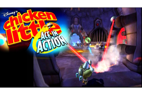 Disney's Chicken Little: Ace in Action ... (PS2) - YouTube