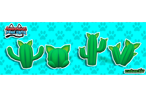Supersonic Tank Cats: Catcactus?! by molegato on DeviantArt