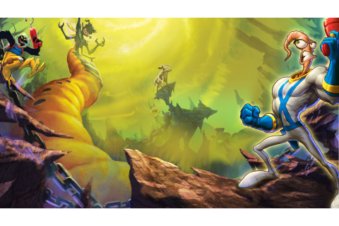 Buy Earthworm Jim HD - Microsoft Store en-CA