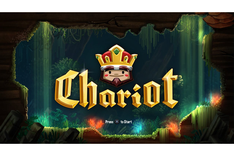 *Chariot*- Free game of the month on xbox live - YouTube