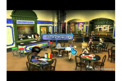 Disney Channel All Star Party Wii Trailer - YouTube