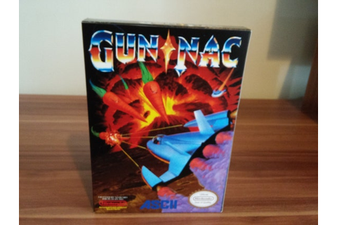 NES Gun Nac USA Repro Box No Game Included by DangerousGames