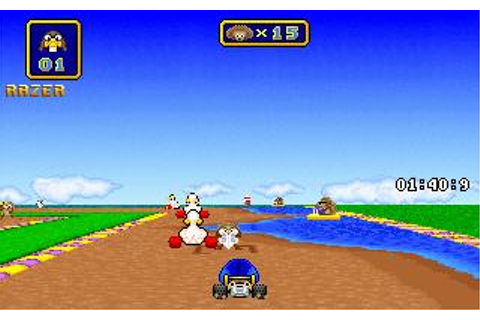 Wacky Wheels Download (1994 Arcade action Game)