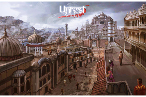 Unrest ~ Install Guide Games