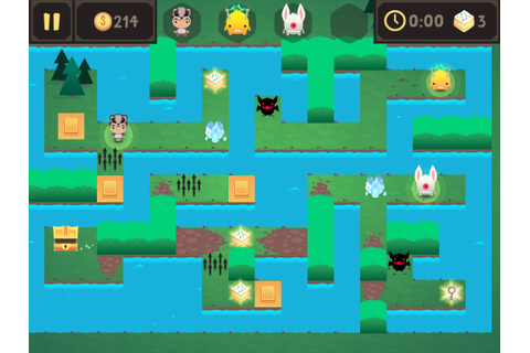 Monsters Ate My Birthday Cake #indie #game #level #design ...