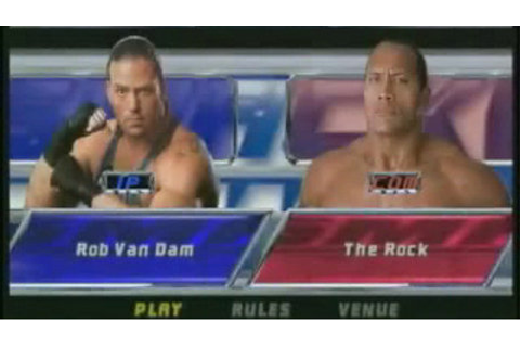 WWE SmackDown! Shut Your Mouth Game | PS2 - PlayStation