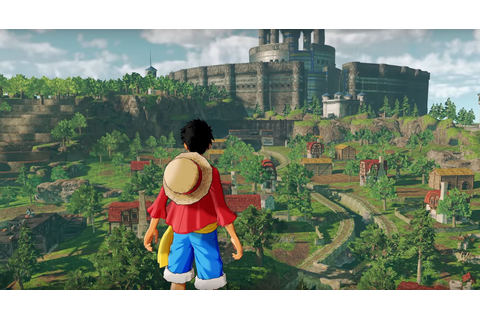 One Piece: World Seeker gets its first gameplay trailer