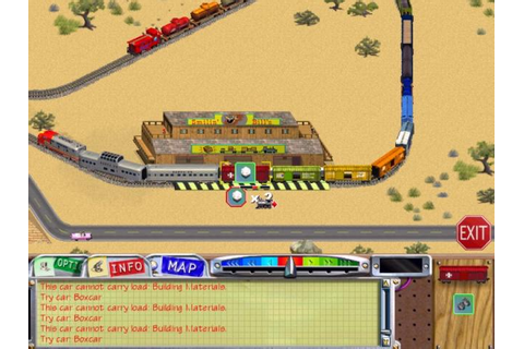 3-D Ultra Lionel Train Town Deluxe download PC