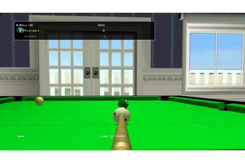 Virtual Pool Tournament Edition || Best Original Xbox ...