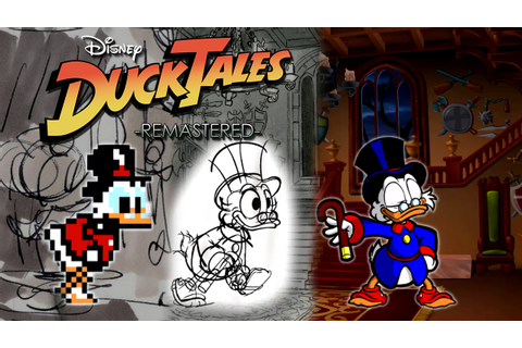 Disney DuckTales Remastered (video game review) | Forces ...