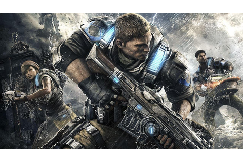 Gears of War 4 Review - IGN