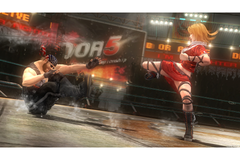 Dead or Alive 5 | Glimpse To Future Gaming