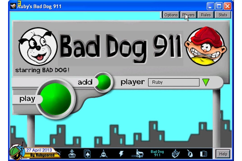 After Dark Games (1998, PC) - 08 of 10: Bad Dog 911 [720p ...
