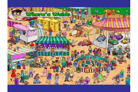 Where's Waldo ?(Original) - YouTube
