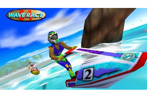 Wave Race 64 and 1080° Snowboarding heading to the ...