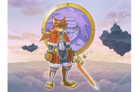 Solatorobo: Red the Hunter (Hùng cứ bầu trời) - Tai game ...