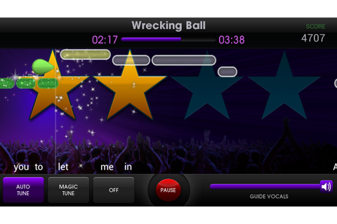 StarMaker: Karaoke + Auto-Tune - screenshot