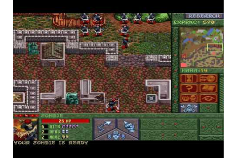 Blood & Magic (1996) (PC) (Tachyon Studios) - YouTube