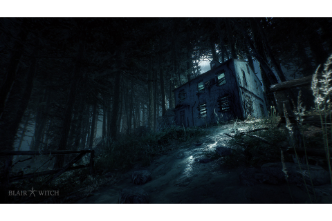 Blair Witch gameplay trailer features canine companion ...