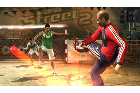 FIFA Street 2 Game | PS2 - PlayStation