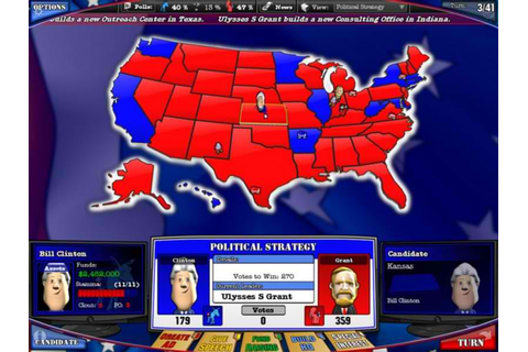 The Political Machine 2012 Free Full Version Download | PC ...